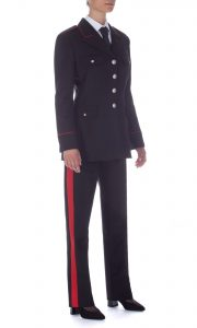 carabinieri donna pantalone